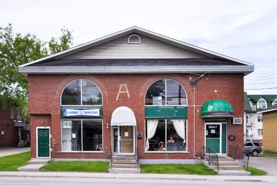 batisse commerciale bureau a vendre lennoxville sherbrooke