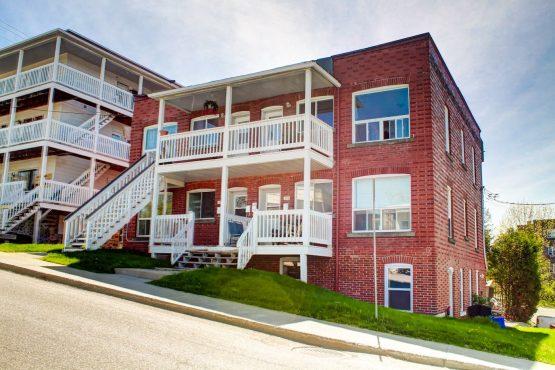 quintuplex a vendre mont bellevue sherbrooke
