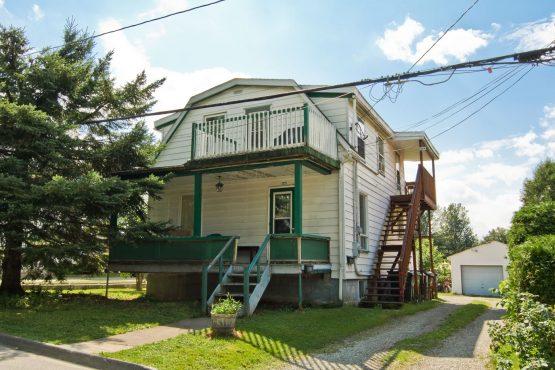 duplex a vendre mont bellevue sherbrooke