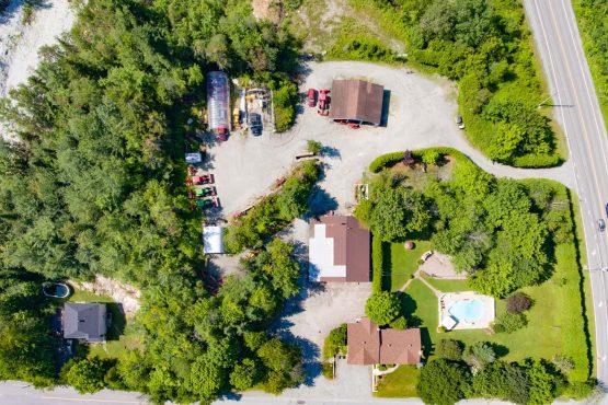 terrain vacant a vendre mont bellevue sherbrooke