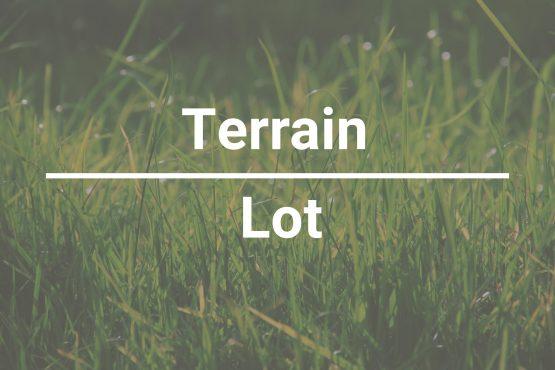 terrain vacant a vendre austin