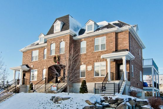 appartement a vendre sherbrooke les nations