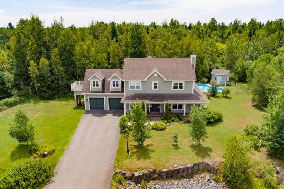 maison a vendre sherbrooke brompton rock forest saint elie deauville